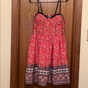 Maurices xxl  floral dress